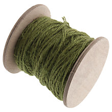 Buy John Lewis Jute String on Spool, 30m Online at johnlewis.com