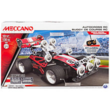Buy Meccano Autocross Remote Control Set Online at johnlewis.com