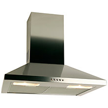 Buy Beko HB60PX Chimney Cooker Hood, Stainless Steel Online at johnlewis.com