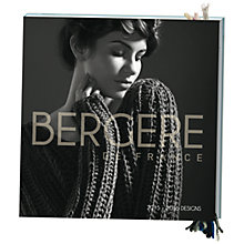 Buy Bergere De France Collections 15/16 Knitting Catalogue Online at johnlewis.com