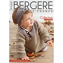Buy Bergere De France 0-2 Years Collection Magazine, Issue 170 Online at johnlewis.com