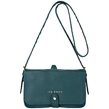 Buy Ted Baker Gaiton Stab Stitch Across Body Bag Online at johnlewis.com