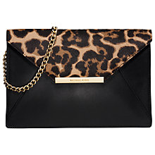 Buy MICHAEL Michael Kors Lana Envelope Clutch, Multi Online at johnlewis.com