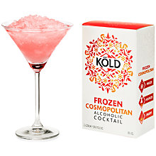 Buy Kold Cocktails Cosmopolitan Cocktail Online at johnlewis.com