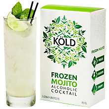 Buy Kold Cocktails Mojito Cocktail Online at johnlewis.com