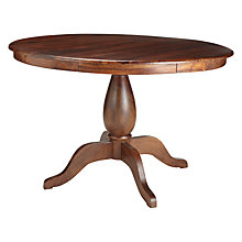 Buy John Lewis Maharani Round Dining Table Online at johnlewis.com