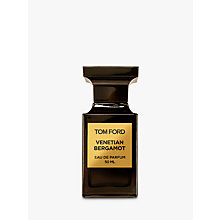 Buy TOM FORD Private Blend Venetian Bergamot Eau de Parfum, 50ml Online at johnlewis.com