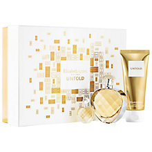 Buy Elizabeth Arden Untold 50ml Eau de Parfum Fragrance Gift Set Online at johnlewis.com