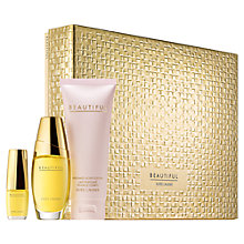 Buy Estée Lauder 'Beautiful To Go' 30ml Eau de Parfum Fragrance Gift Set Online at johnlewis.com