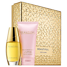 Buy Estée Lauder Beautiful Favourites 30ml Eau de Parfum Fragrance Gift Set Online at johnlewis.com