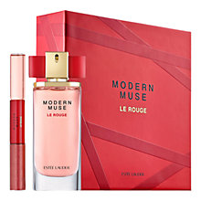 Buy Estée Lauder Modern Muse Le Rouge 50ml Eau de Parfum Fragrance Gift Set Online at johnlewis.com