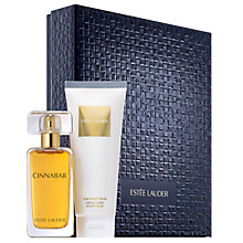 Buy Estée Lauder Cinnabar Exotic Duo Fragrance Gift Set Online at johnlewis.com