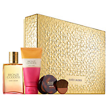 Buy Estée Lauder Bronze Goddess Editor Picks Fragrance Gift Set Online at johnlewis.com