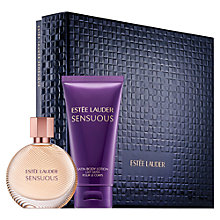Buy Estée Lauder Sensuous Duo 30ml Eau de Parfum Fragrance Gift Set Online at johnlewis.com