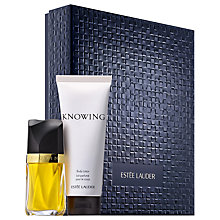 Buy Estée Lauder Essence Of Knowing Fragrance Gift Set Online at johnlewis.com