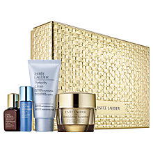 Buy Estée Lauder Global Anti-Ageing Essentials Skincare Gift Set Online at johnlewis.com