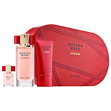 Buy Estée Lauder Modern Muse Le Rouge 50ml Fragrance Gift Set Online at johnlewis.com