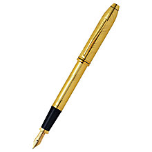 Buy Cross Townsend Limited Edition Star Wars C-3PO Fountain Pen Online at johnlewis.com