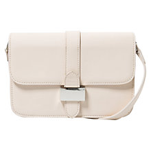Buy Mango Buckle Detail Cross Body Bag Online at johnlewis.com