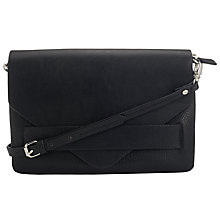 Buy Kin by John Lewis Sophie Triangle Flap Crossbody Bag Online at johnlewis.com