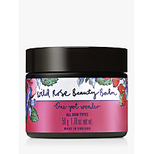 Buy Neal's Yard 10 Year Wild Rose Beauty Balm, 50g Online at johnlewis.com