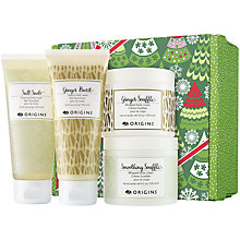 Buy Origins Cozy Comforts Skincare Gift Set Online at johnlewis.com