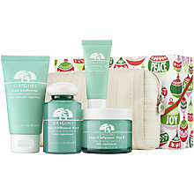 Buy Origins 'Moisture & Be Merry' Skincare Gift Set Online at johnlewis.com