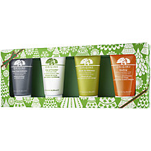 Buy Origins 'Mask Marvels' Skincare Gift Set Online at johnlewis.com