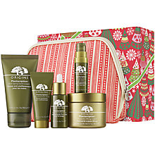 Buy Origins 'Power Anti-Agers' Skincare Gift Set Online at johnlewis.com