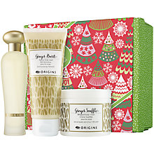 Buy Origins Best Of Ginger Skincare Gift Set Online at johnlewis.com