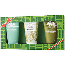 Buy Origins 'Handy Hydrators' Skincare Gift Set Online at johnlewis.com