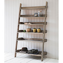 Buy Garden Trading Aldsworth Wide Shelf Ladder Online at johnlewis.com