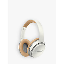 Buy Bose® SoundLink™ AE2 Wireless Bluetooth Over-Ear Headphones with Built-In Microphone Online at johnlewis.com
