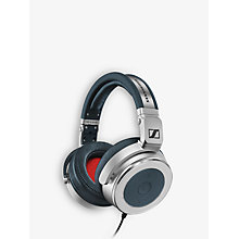Buy Sennheiser HD 630VB Full-Size Headphones with Ear Cup Control Functions and In-Line Microphone Online at johnlewis.com