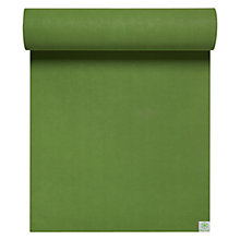 Buy Gaiam Sol Premium-Grip Yoga Mat, Green Online at johnlewis.com