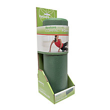 Buy Gaiam Restore Compact Foam Roller, Turquoise Online at johnlewis.com