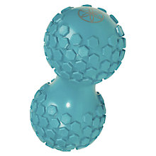 Buy Gaiam Restore Dual Zone Back Roller, Turquoise Online at johnlewis.com