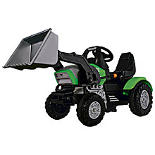 Buy Smoby Big John XL Loader Ride On Online at johnlewis.com