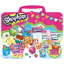 Buy Top Trumps Shopkins Tin Online at johnlewis.com