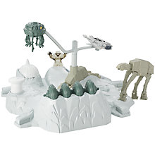Buy Hot Wheels Star Wars Starship Play Set, Assorted Online at johnlewis.com