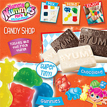 Buy Yummy Nummies Mini Kitchen Magic Confectionery Making Set, Assorted Online at johnlewis.com