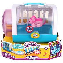 Buy Little Live Pets Lil' Mouse House Online at johnlewis.com