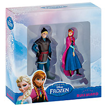 Buy Disney Frozen Kristoff and Anna Figurine Two-Pack Online at johnlewis.com