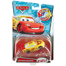 Buy Disney Cars Colour Changer Toy Car, Assorted Online at johnlewis.com