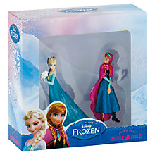 Buy Disney Frozen Elsa and Anna Figurine Two-Pack Online at johnlewis.com
