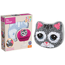 Buy My Design Plush Craft, Cat Online at johnlewis.com