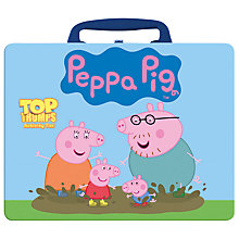 Buy Top Trumps Peppa Pig Activity Tin Online at johnlewis.com