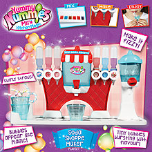 Buy Yummy Nummies Mini Kitchen Magic Soda Shop Maker Online at johnlewis.com