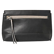 Buy Mango Contrast Zip Clutch Bag Online at johnlewis.com