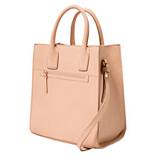 Buy Mango Zip Detail Tote Bag Online at johnlewis.com